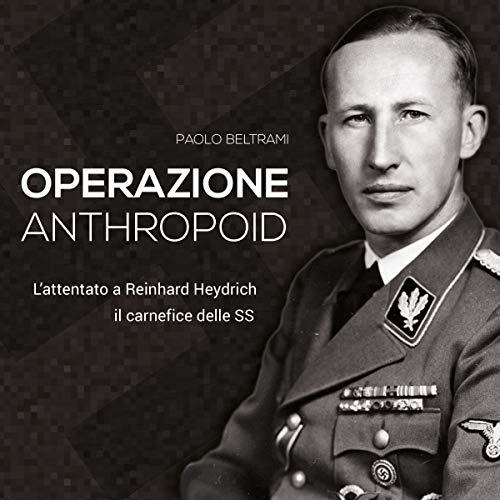 Couverture de Operazione Anthropoid