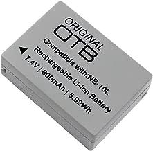 Batería para Canon PowerShot SX60 HS (Li-Ion