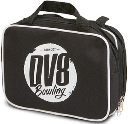 DV8Bowling Bag Zubehör, schwarz/Silber