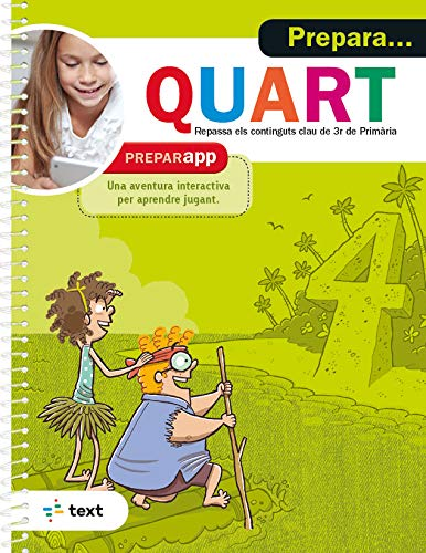 Prepara... Quart (Quaderns estiu)