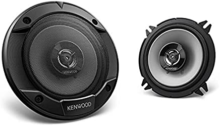 $29 » Kenwood KFC-1366S 250 Watt 5.25-Inch Coaxial 2 Way Car Audio Speaker (1 Pair)