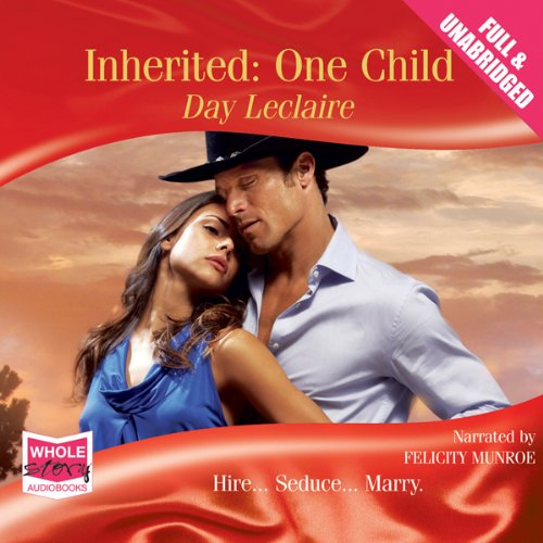 Inherited: One Child audiobook cover art