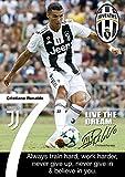 Ronaldo Juventus Poster mit Motivationsdruck Nr. 31,