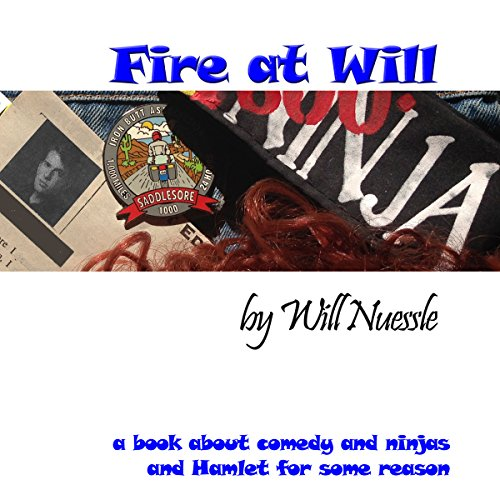 Fire at Will cover art