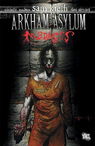 Arkham Asylum Madness TP [Idioma Inglés]