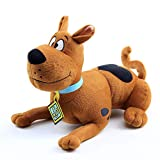 Anime Scooby Doo Plush Toy for Boys Girls Dog Stuffed Animal Plushies Dolls Brown Great Plushie Toys Gifts Large 12'-14' (12inch)