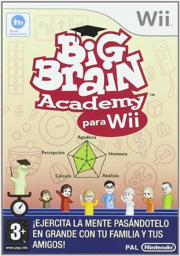 Big Brain Academy para Wii [Importer espagnol]
