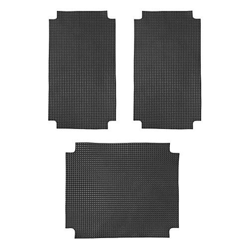 DKEKE R1200GS R1250GS Side Case Pads Motorcycles Pannier Cover Set for Luggage Cases Fit for BMW R1200GS LC Adventure ADV R 1250 GS DKEKE (Color : for Three Cases)