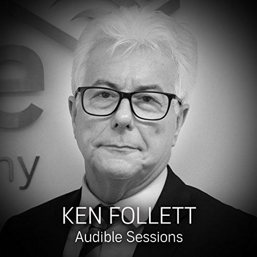 Ken Follett - August 2017 audiobook cover art