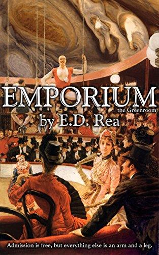 EMPORIUM: the Greenroom (English Edition)