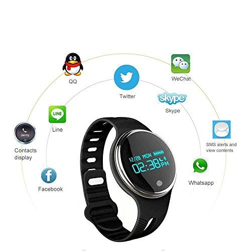 owikar nuevo Smart deporte reloj pulsera impermeable Fitness ...