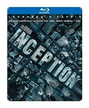 Inception  SteelBook Packaging  [Blu-ray] by Warner Home Video