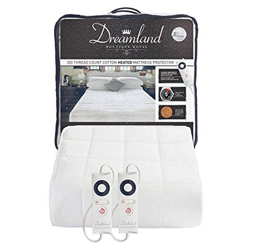 Dreamland Boutique Elektrische Decke, Doppelbetätigung, Kingsize
