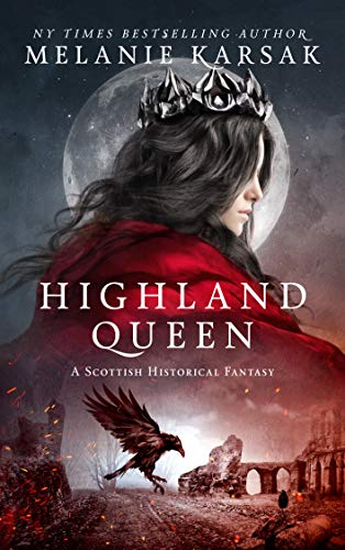 Highland Queen (The Celtic Blood Series Book 4)