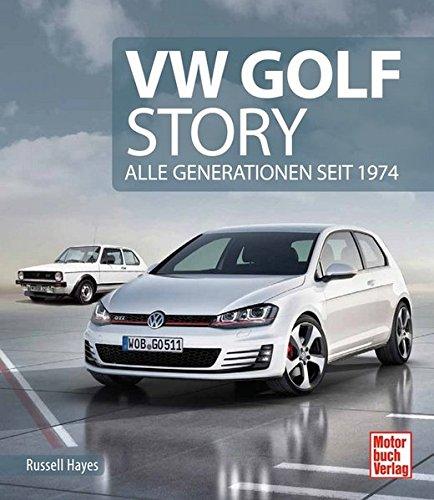 VW Golf Story: Alle Generationen seit 1974