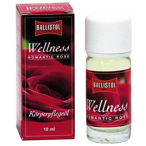 Ballistol Körperpflege Wellness-Öl Romantic Rose 100 ml, 26680