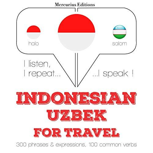 Indonesian – Uzbek. For travel  By  cover art