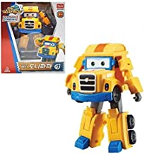 Super Wings Season 2 Character Transforming Robot Truck Donnie Papa 5