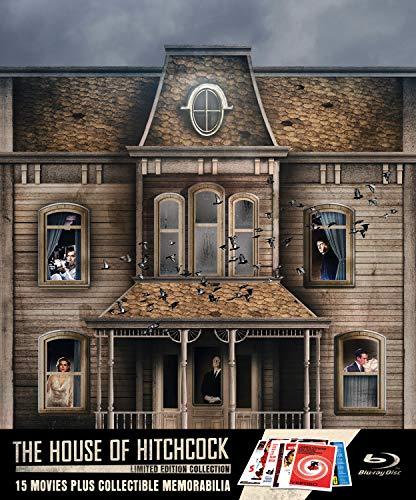 House Of Hitchcock Collection (17 Blu-Ray) [Edizione: Stati Uniti]