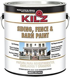 Best behr exterior barn & fence paint Reviews