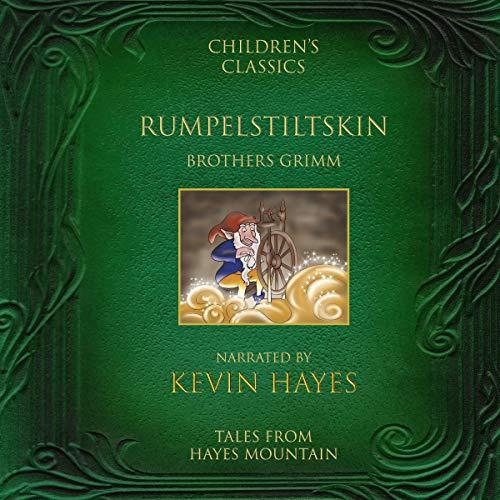 『Rumpelstiltskin: Tales from Hayes Mountain』のカバーアート