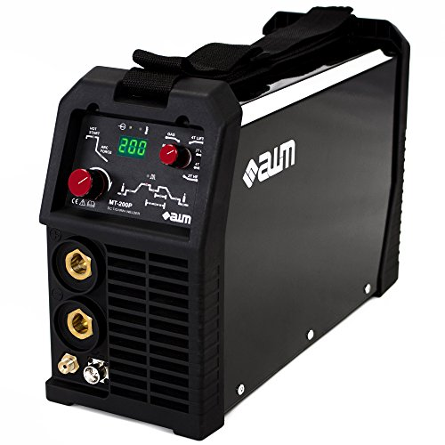 AWM Schweißgerät 200A IGBT Inverter MMA WIG TIG, Pulse, Hot-Start, HF -...