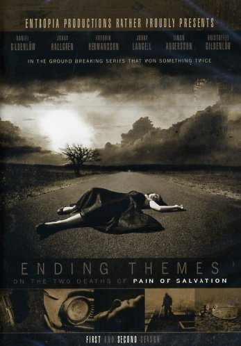 Pain of Salvation - On the Two Deaths Of (+ Audio-CD) [2 DVDs]