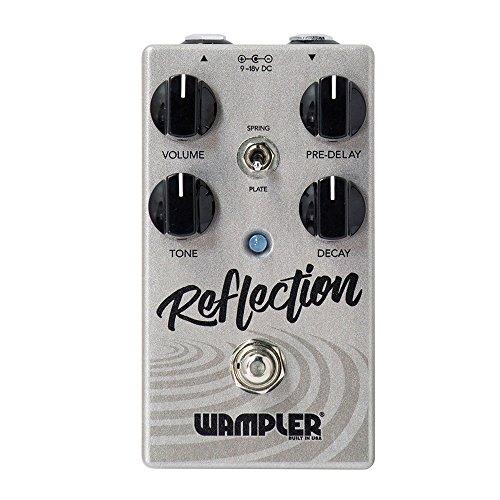 Wampler Reflection Reverb Guitar Effects Pedal