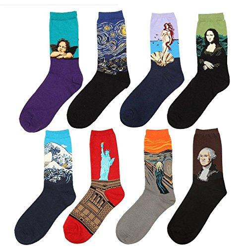 Calcetines Estampados  marca JUMUU