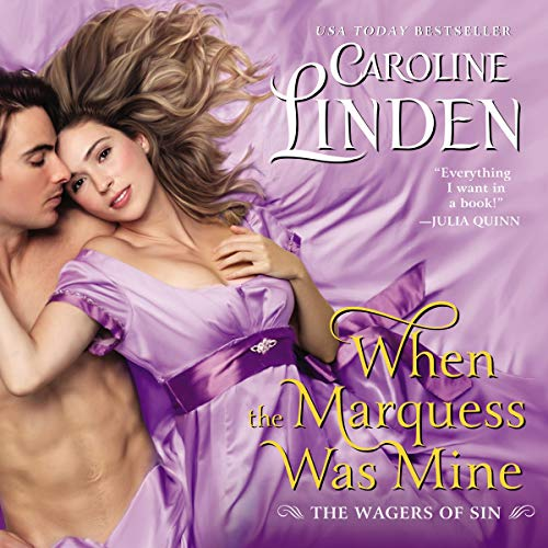 When the Marquess Was Mine audiobook cover art