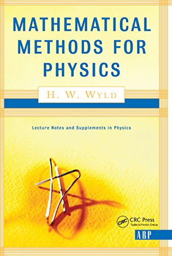 Mathematical Methods For Physics (Advanced Book Classics) (English Edition)
