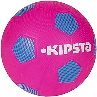KIPSTA Sunny 300 Football - Size 1 Pink Blue