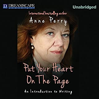 Put Your Heart on the Page audiobook cover art