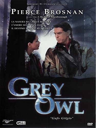 Grey Owl - Gufo Grigio (DVD)