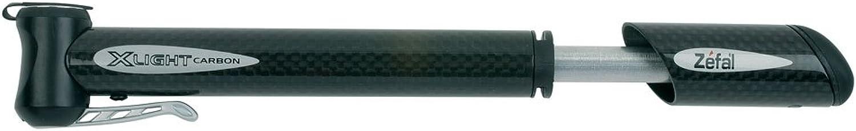 Zefal XLight Carbon Mini Hand Pump  Black