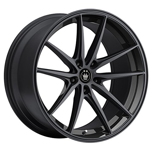 Konig OVERSTEER Gloss Black Wheel with Painted Finish best alloy wheelset