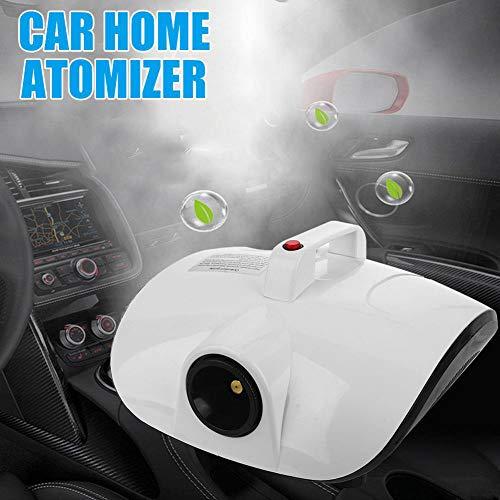 QXT 1500W Auto Elektro-Sprühgerät,Nano-Zerstäubungs-Rauchdesinfektionsmaschine für den Innenbereich, Luftreiniger, weiß (110 V / 220 V)