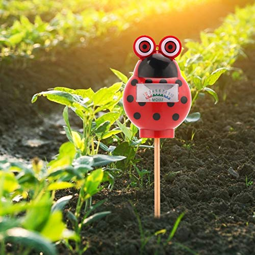 %9 OFF! Boquite Humidity Soil PH Sensor Planting Soil Tester, Soil Tester, High Sensitivity High Pre...