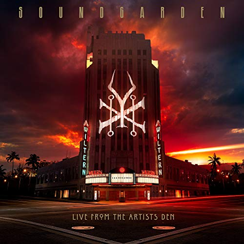 Soundgarden: Live From the Artists Den [Blu-ray]