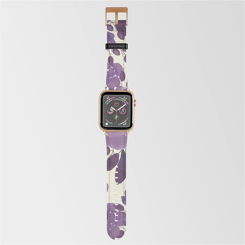 Elegant Ivory High order Gold Lavender Purple Wat by Low price Pink Watercolor Floral