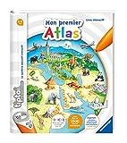 Ravensburger - Livre interactif tiptoi - Mon Premier Atlas - Jeux électroniques éducatifs sans écran et en français - Enfants à partir de 4 ans - 00628