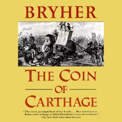 The Coin of Carthage  audiobook cover art