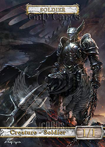 10 Best Soldier Cards Mtg Reviews