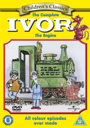 The Complete Ivor The Engine