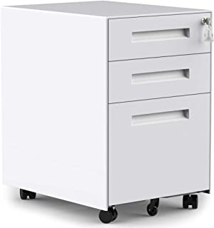 Best white desk with file cabinet Reviews