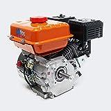 LIFAN 168F2C 20mm Benzinmotor, Schwerlastmotor mit 6,5PS für Rüttelplatten und Baumaschinen