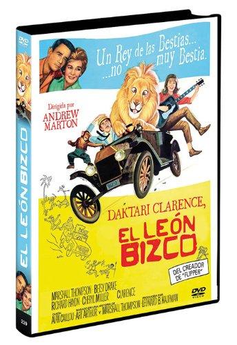 Daktari Clanrence, El Leon Bizco (Import Dvd) (2013) Marshall Thompson, Betsy