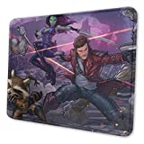 Guardians Of The Galaxy Non-slip Mouse Pad Bottom Rubber