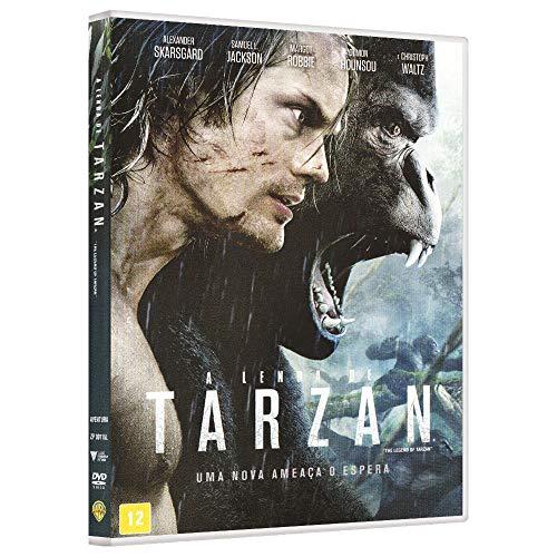 DVD - A Lenda de Tarzan