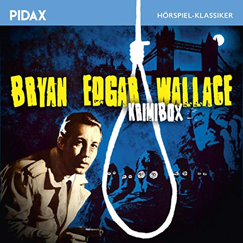 Bryan Edgar Wallace - Krimibox Titelbild